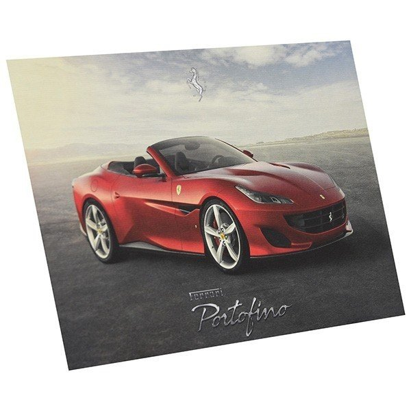フェラーリ Portfinoテクニカルカード|itazatsu|02