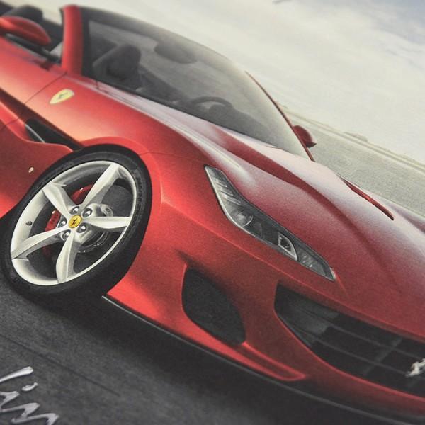 フェラーリ Portfinoテクニカルカード|itazatsu|03