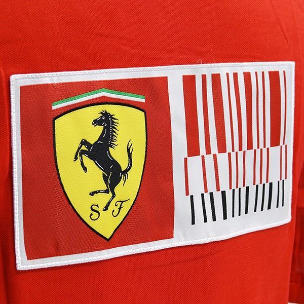スクーデリア フェラーリ2010ドライバー支給用ポロシャツ|itazatsu|08