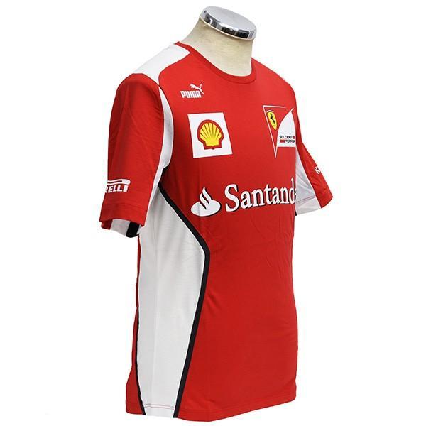 スクーデリア フェラーリ2012ドライバー支給用Tシャツ itazatsu 02