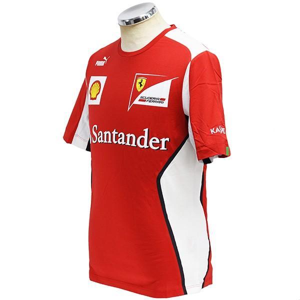 スクーデリア フェラーリ2012ドライバー支給用Tシャツ itazatsu 03