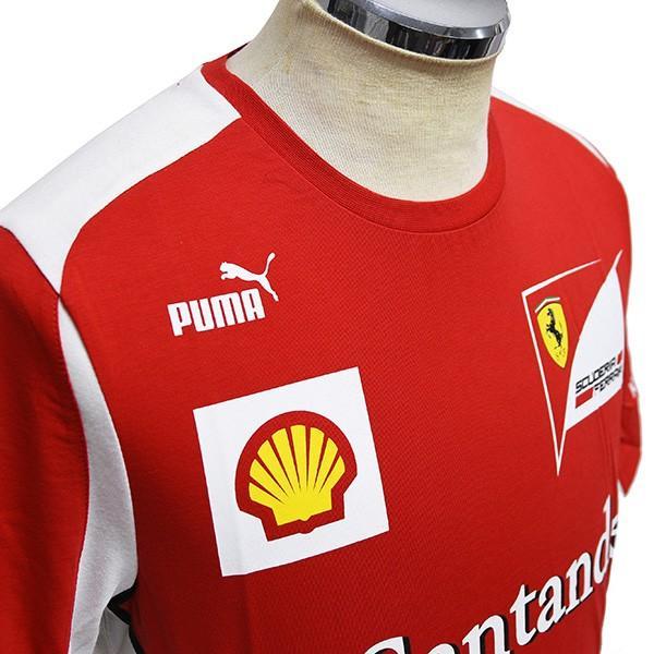 スクーデリア フェラーリ2012ドライバー支給用Tシャツ itazatsu 05