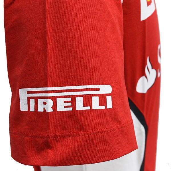 スクーデリア フェラーリ2012ドライバー支給用Tシャツ itazatsu 08