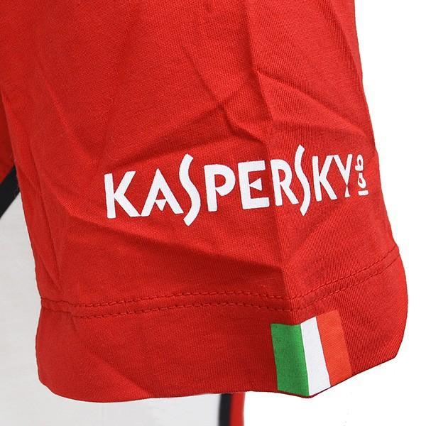 スクーデリア フェラーリ2012ドライバー支給用Tシャツ itazatsu 09