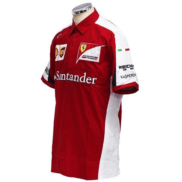 スクーデリア フェラーリ 2015エンジニア用シャツ|itazatsu|02