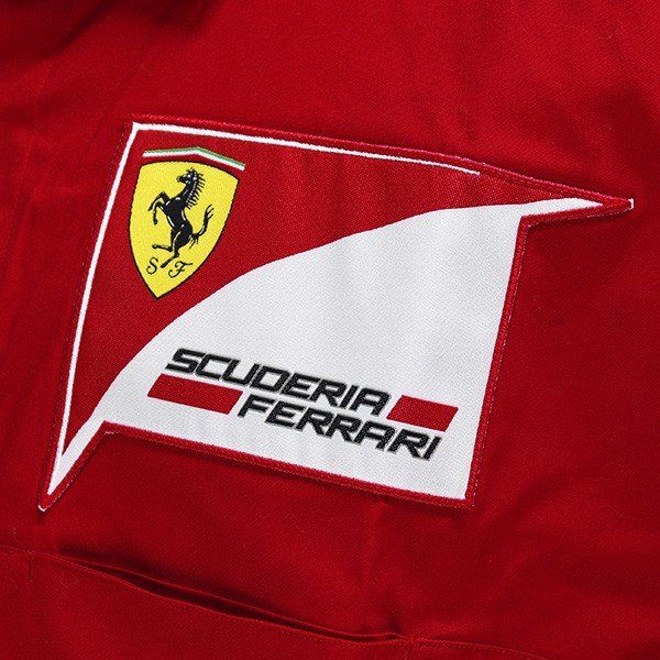 スクーデリア フェラーリ 2015エンジニア用シャツ|itazatsu|06