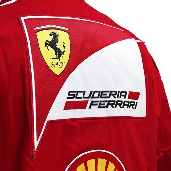 スクーデリア フェラーリ 2015エンジニア用シャツ|itazatsu|10