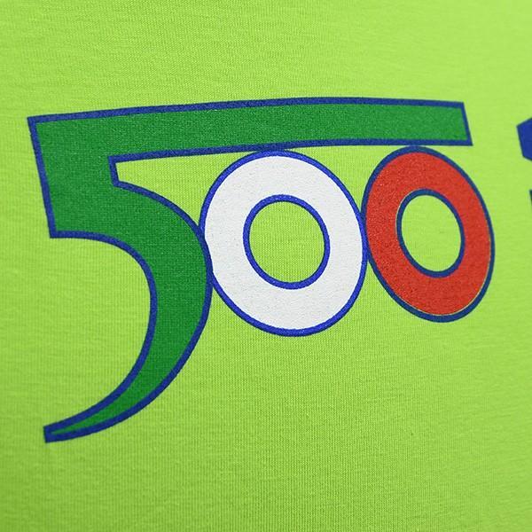 フィアット FIAT 500 CLUB ITALIA 35thミーティングTシャツ|itazatsu|04
