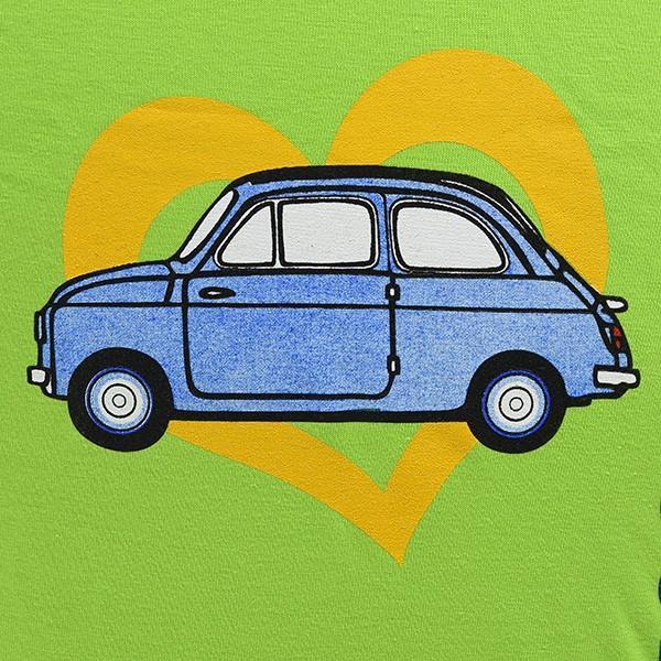 フィアット FIAT 500 CLUB ITALIA 35thミーティングTシャツ|itazatsu|05
