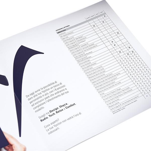 ランチア Ypsilon本国カタログ|itazatsu|05