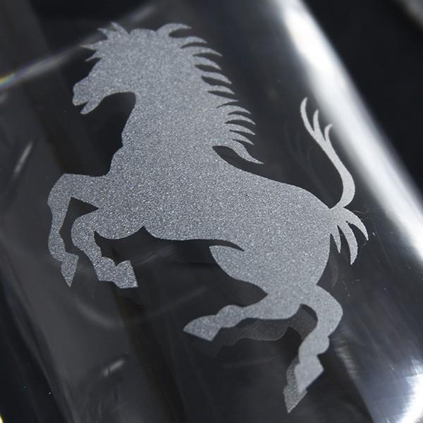 フェラーリ Cavallinoオーバル型リカーグラス|itazatsu|06