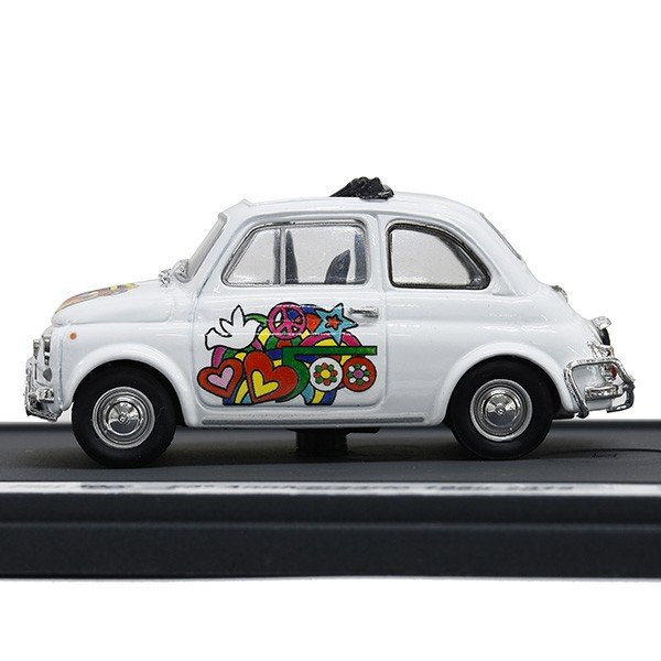1/43 フィアット Nuova 500L 50周年リミテッドエディションミニチュアモデルbyFIAT 500 CLUB ITALIA|itazatsu|03
