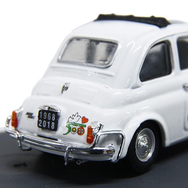 1/43 フィアット Nuova 500L 50周年リミテッドエディションミニチュアモデルbyFIAT 500 CLUB ITALIA|itazatsu|06