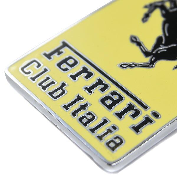 フェラーリ Club Italiaエンブレム|itazatsu|05