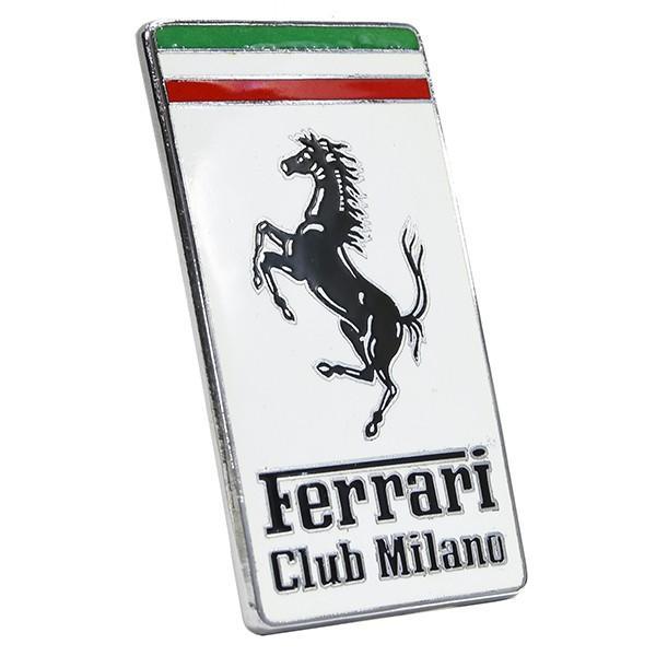 フェラーリ Ferrari CLUB MILANO七宝エンブレム|itazatsu|02