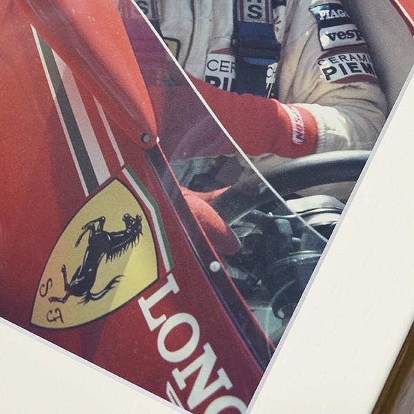 Gilles Villeneuve額装フォト Type A|itazatsu|04