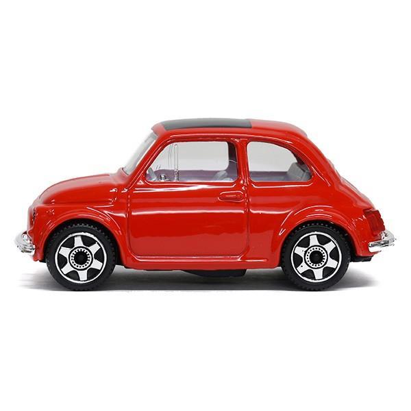 1/43 フィアット Nuova 500ミニチュアモデル(Red)|itazatsu|03