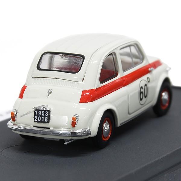 1/43 フィアット 500 CLUB ITALIA 500 60th SPORTミニチュアモデル(リミテッドエディション)|itazatsu|02