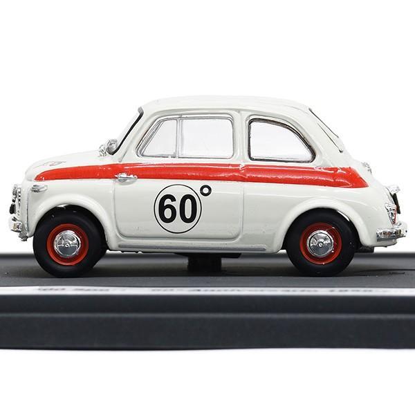 1/43 フィアット 500 CLUB ITALIA 500 60th SPORTミニチュアモデル(リミテッドエディション)|itazatsu|03