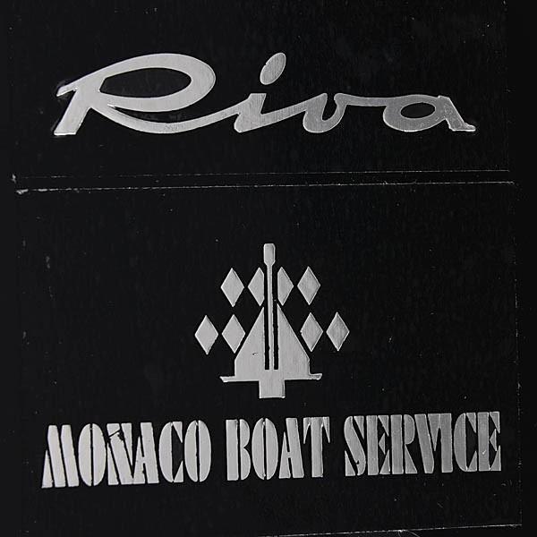 Riva Monaco Boat Serviceステッカー|itazatsu