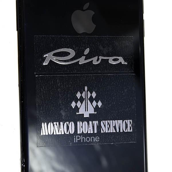 Riva Monaco Boat Serviceステッカー|itazatsu|02