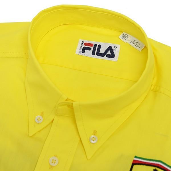 スクーデリア フェラーリ 1991ティームスタッフ用ピットシャツ by FILA|itazatsu|08