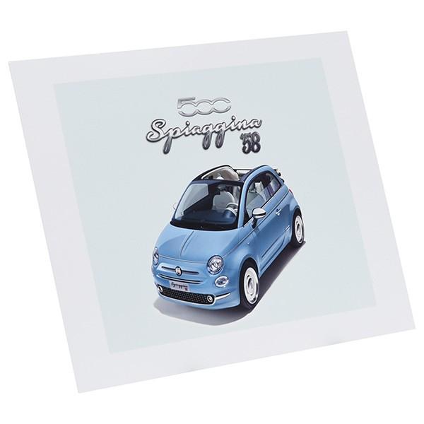 フィアット 500 Spiaggina58本国カタログ|itazatsu|02