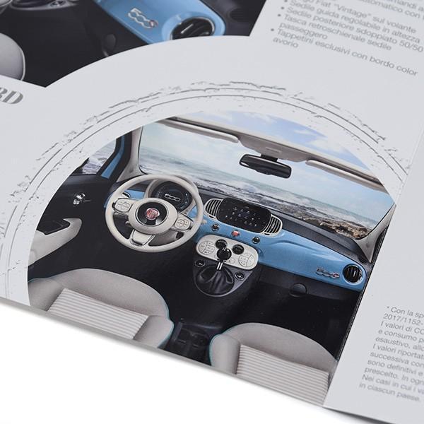 フィアット 500 Spiaggina58本国カタログ|itazatsu|04