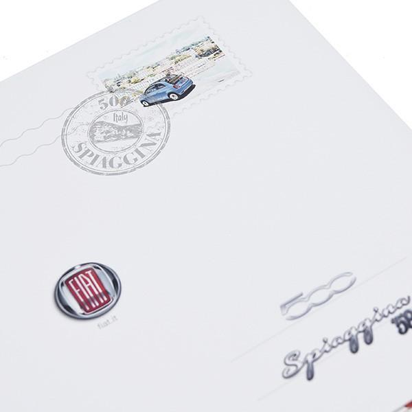 フィアット 500 Spiaggina58本国カタログ|itazatsu|06