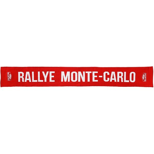 Rally Monte Carlo 2018オフィシャルマフラー itazatsu 06