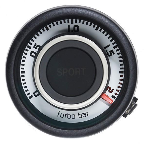 アバルト純正 695 TRIBUTO Ferrariブーストメーター|itazatsu|02