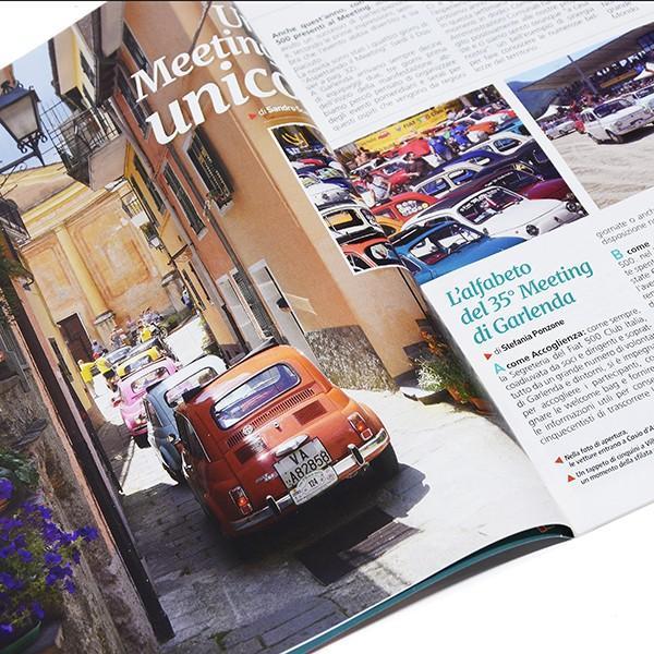 フィアット FIAT 500 CLUB ITALIA会報誌 2018年No.5 itazatsu 04