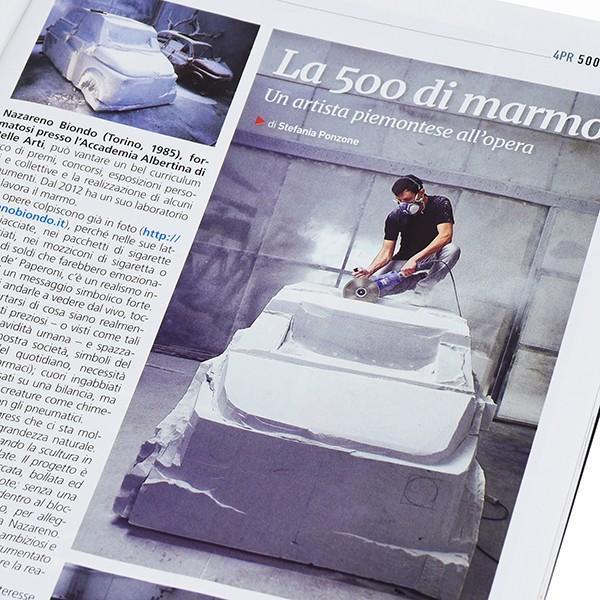 フィアット FIAT 500 CLUB ITALIA会報誌 2018年No.5 itazatsu 07