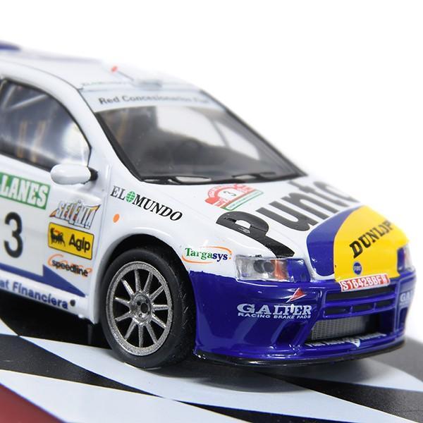 1/43 フィアット Punto S1600 Rallyミニチュアモデル|itazatsu|04