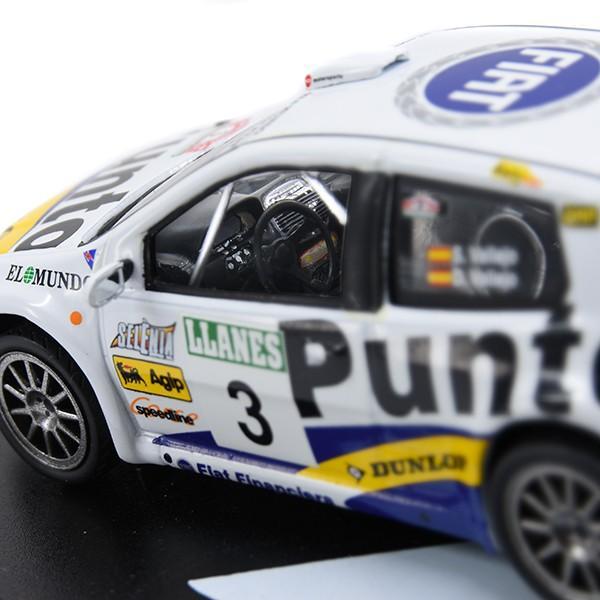 1/43 フィアット Punto S1600 Rallyミニチュアモデル|itazatsu|06