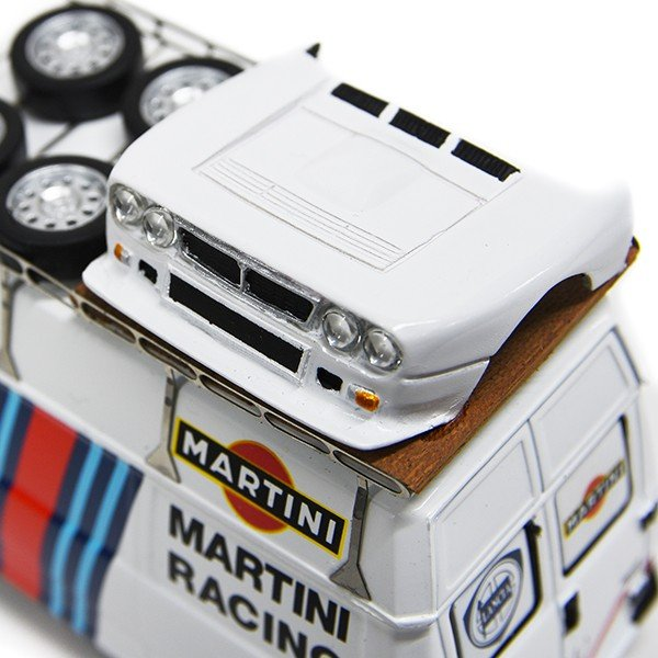 1/43 ランチア純正 037 Rally&MARTINI RACINGトランスポーターミニチュアモデル|itazatsu|06