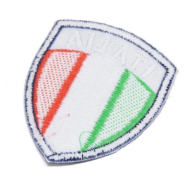 イタリア国旗ワッペン(シールド型)|itazatsu|04