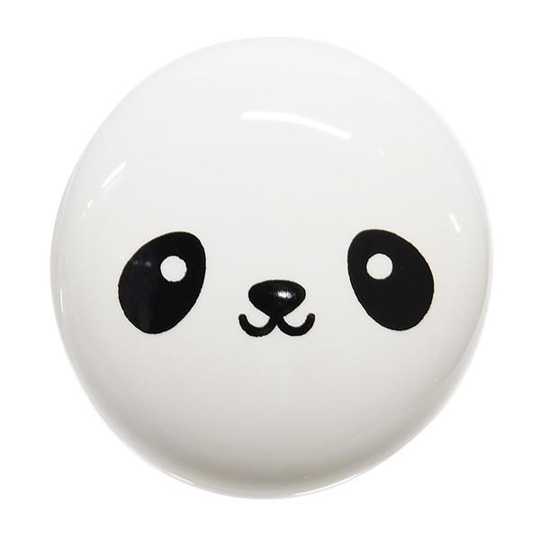 フィアット デュアロジック専用 ウッドシフトノブ(Panda no カオーレ)by La FIT+a|itazatsu|03