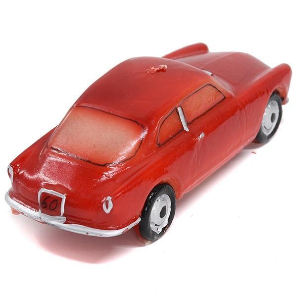 Registro Italiano Alfa Romeo Giulietta キャンドル(レッド)|itazatsu|02