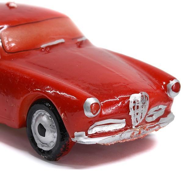 Registro Italiano Alfa Romeo Giulietta キャンドル(レッド)|itazatsu|03