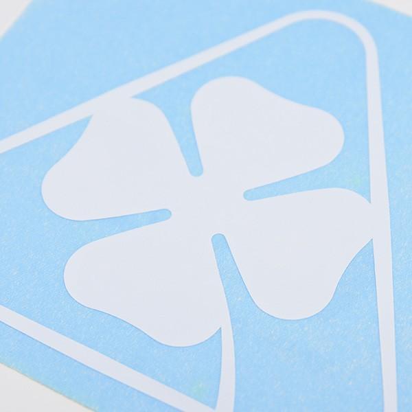 アルファロメオ NEW Quadrifoglio ステッカー(切り文字タイプ/ホワイト)|itazatsu|03