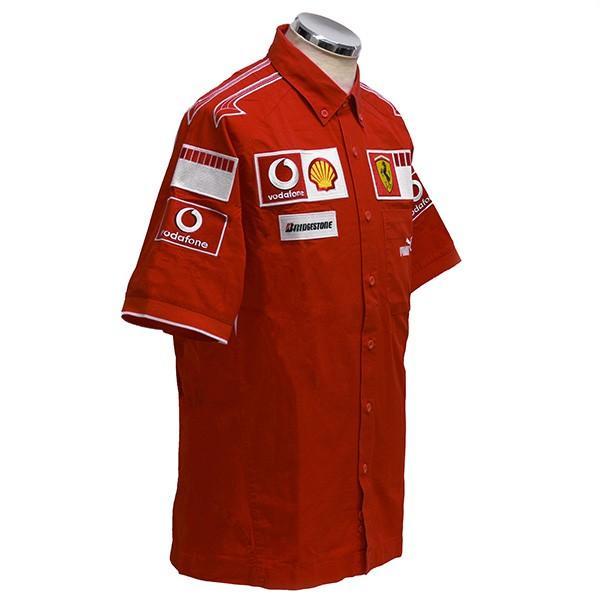 スクーデリア フェラーリ 2006ティームスタッフ用シャツ itazatsu 02