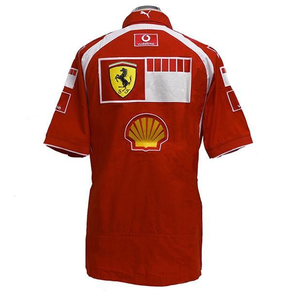 スクーデリア フェラーリ 2006ティームスタッフ用シャツ itazatsu 03