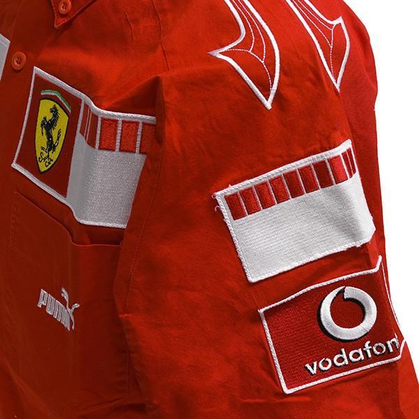 スクーデリア フェラーリ 2006ティームスタッフ用シャツ itazatsu 07