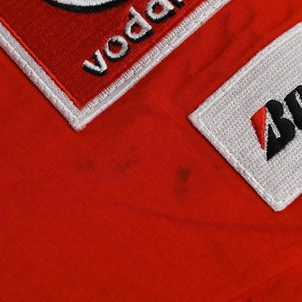 スクーデリア フェラーリ 2006ティームスタッフ用シャツ itazatsu 10