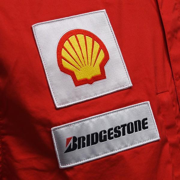 スクーデリア フェラーリ 2009ティームスタッフ用シャツ|itazatsu|05