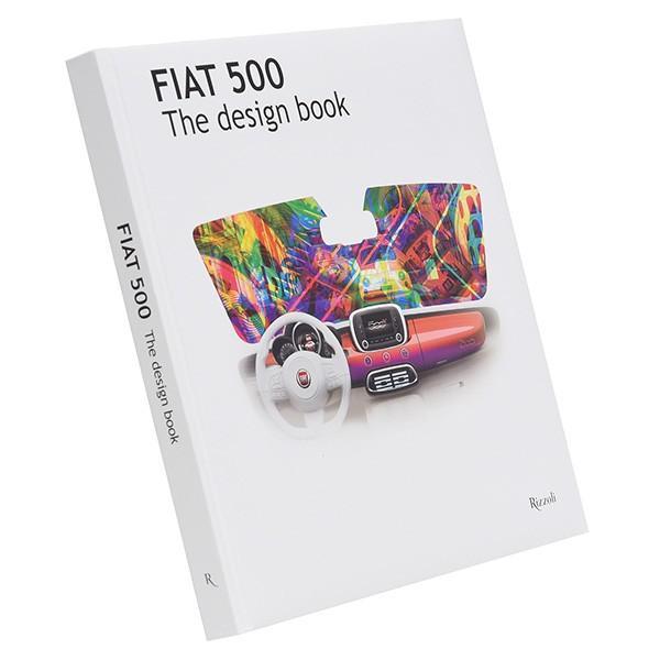 FIAT 500 THE DESIGN BOOK|itazatsu|02