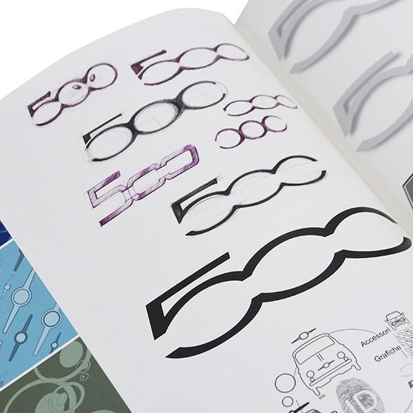 FIAT 500 THE DESIGN BOOK|itazatsu|11