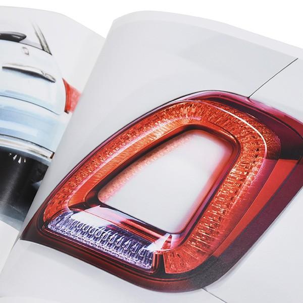 FIAT 500 THE DESIGN BOOK|itazatsu|12