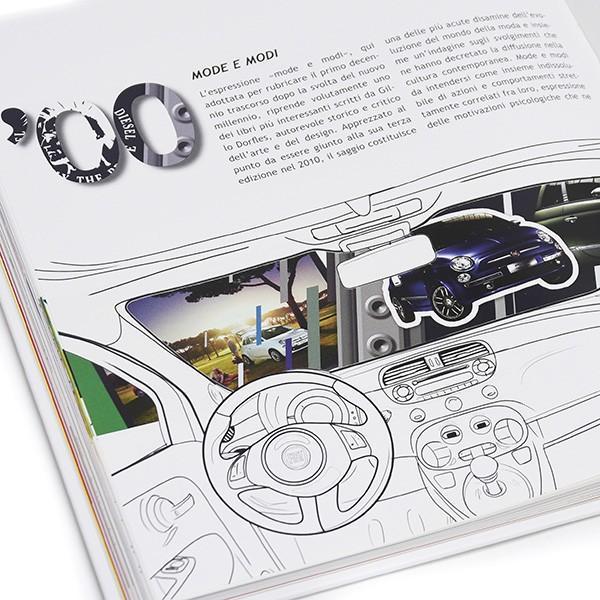 FIAT 500 THE DESIGN BOOK|itazatsu|14